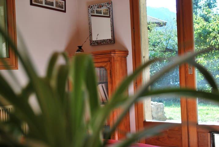 Studio/gite pour séjour au ski - Thônes - Lakás