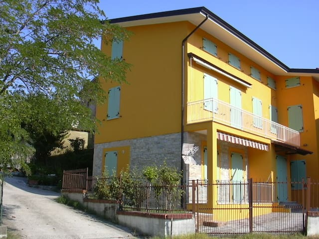 appartement trinita di vernasca - Trinità - Apartment