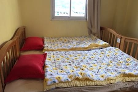 Room A in Baguio downtown - Baguio - Bed & Breakfast