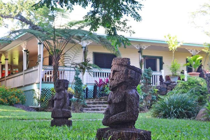 Samoa Hacienda -Tropical Wonder - Apia - House