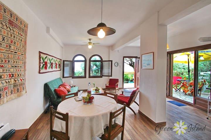 Green Island Villa Flat Vourvourou Chalkidiki