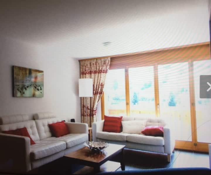 Champery/Val d'Illiez SUN,SKI,SPA 2 bed year round