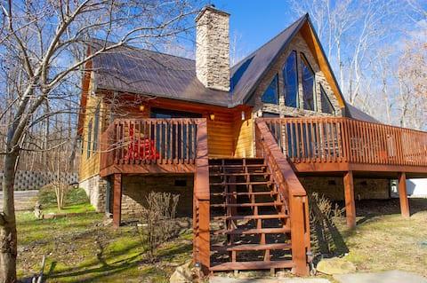 Cagle Mountain Cabin near Fall Creek Falls Park TN