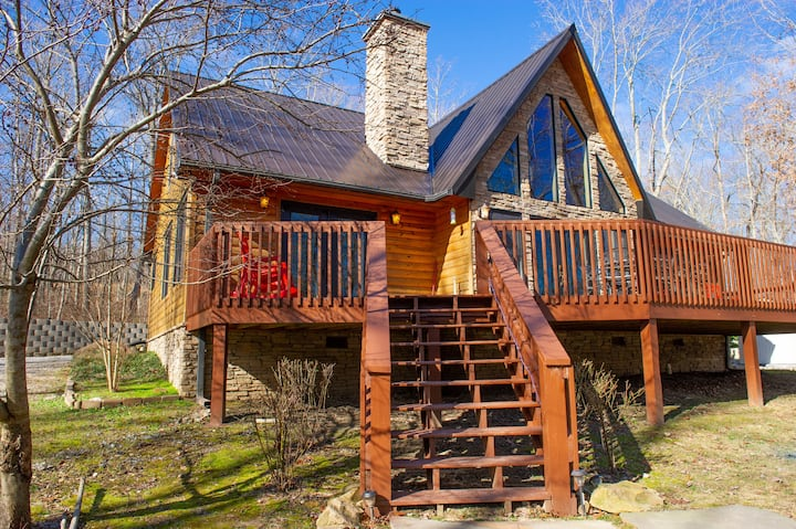 Cagle Mountain Cabin near Fall Creek Falls Park TN