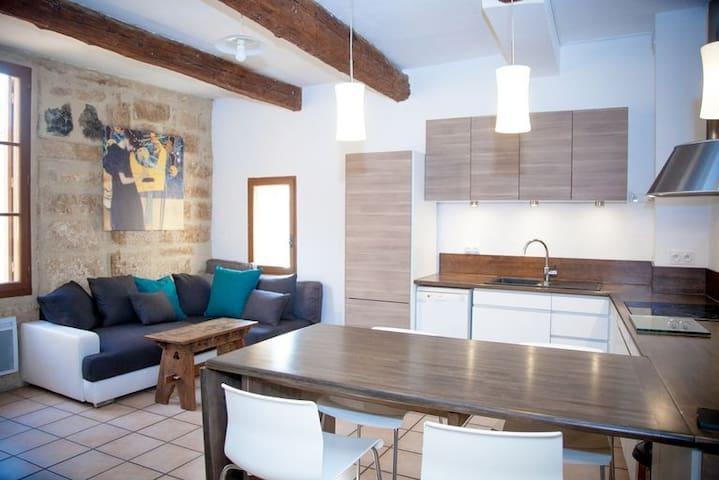 Appartement de charme - Loupian - Lejlighed