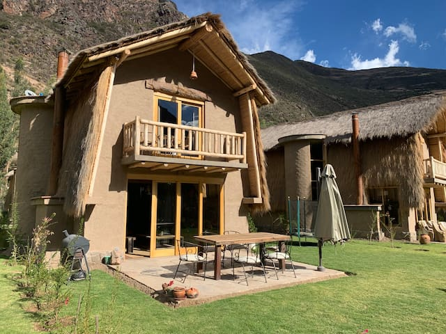 NEW Cozy Riverfront Cabin in Sacred Valley - Cusco