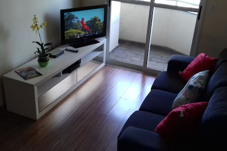 Perfect 3 rooms and parking lot in Santo André