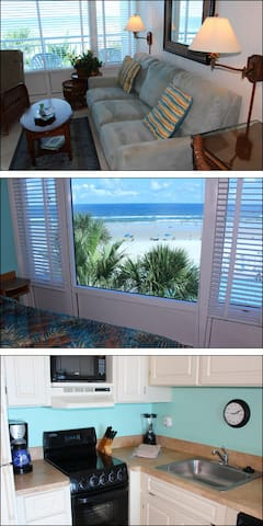 Islander Beach Resort on New Smyrna Beach, FL