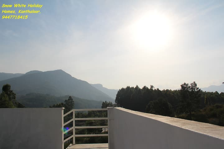 Double Room - SNOW WHITE HOLIDAY HOMES KANTHALLOOR