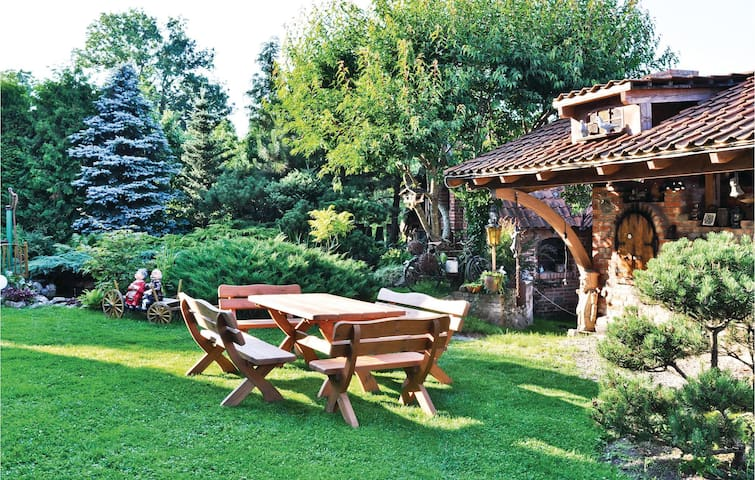Holiday cottage with 4 bedrooms on 161m² in Morag