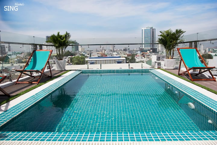 Sing Hotel-Double Room **POOL** #3