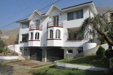 Casa de campo / COUNTRY HOUSE - Lurigancho-Chosica - Haus