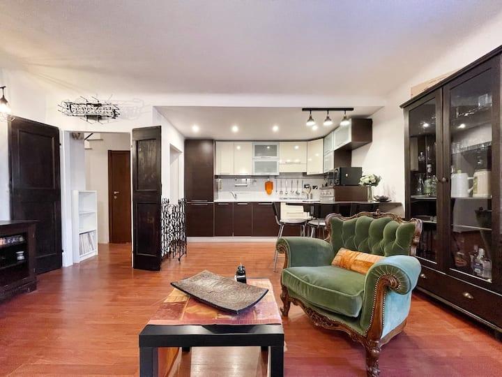 Cozy apartment Centro Storico