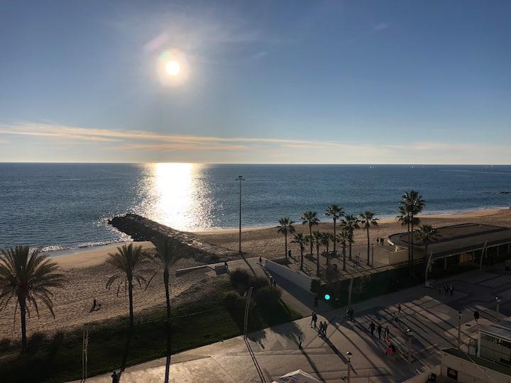 ApartmentT1 Girasol 20m to Beach Quarteira ALGARVE