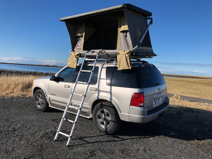 4x4 Camper - Explorer Automatic - All inclusive!