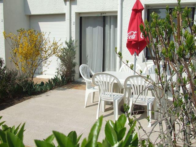 Appartement avec piscine a Grand Village Plage - Le Grand-Village-Plage - Apartament