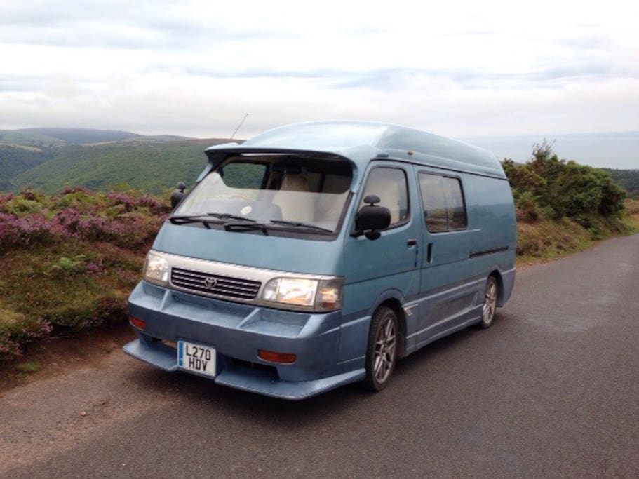 Van day trips available.