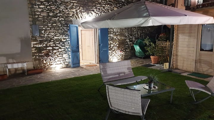Appartamento Suite in Grotta- Marradi Alto Mugello