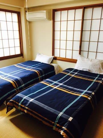 Sky tree★Akihabara 6 min★Tokyo 8 min★no.6 - 墨田区 - House