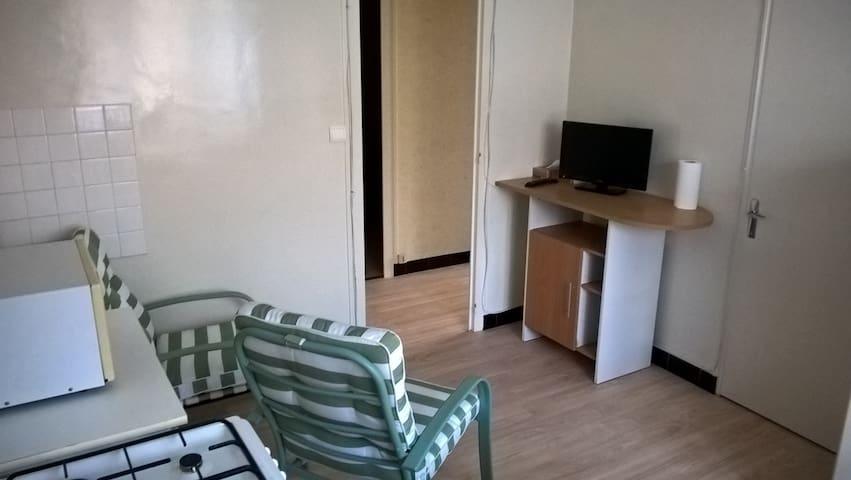 Appartement 2 pièces proche La Rochelle et mer
