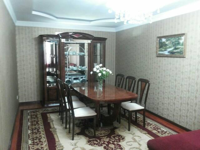 House for rent in the center of Tashkent - Tashkent