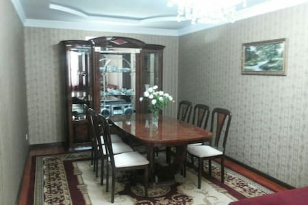 House for rent in the center of Tashkent - Tashkent - Ev