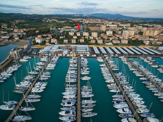 Appartamento a un passo dal mare - Rosignano solvay - Appartement