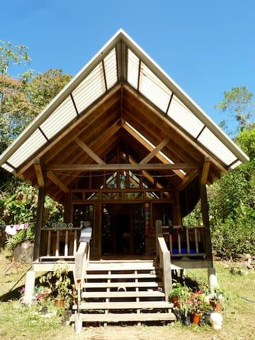 Off-Grid Cabin Near Chirripo National Park - Rivas - Kabin