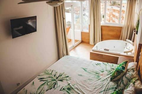 Confort, relax, diseño y Mar. Tendrás que contarlo