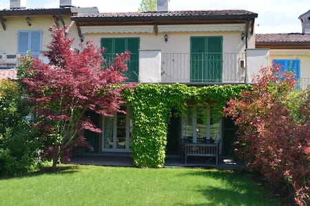 Golf house with garden - Bogogno - Apartament
