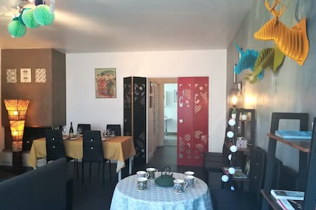 Appartement cosy avec Parking, Rouen centre