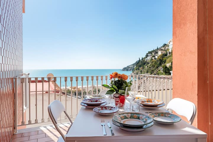 Vietri Sul Mare - Apt x5 with Seaview & Parking