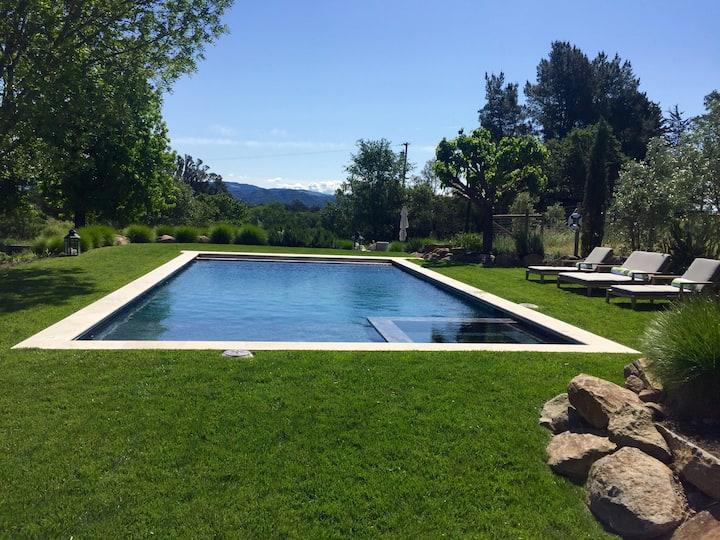 Luxury Modern Farmhouse with Pool, Spa and Peloton