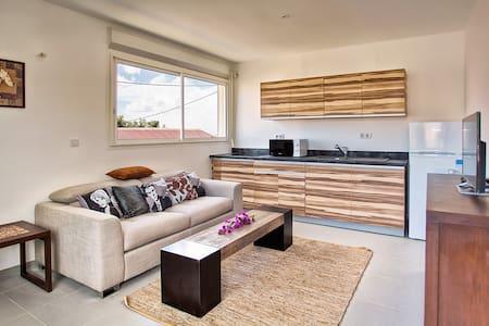 Petit bijou haut de gamme : Studio Sunrise - Saint-Francois - Apartamento