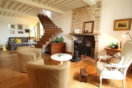 Bourgogne, agréable maison de campagne