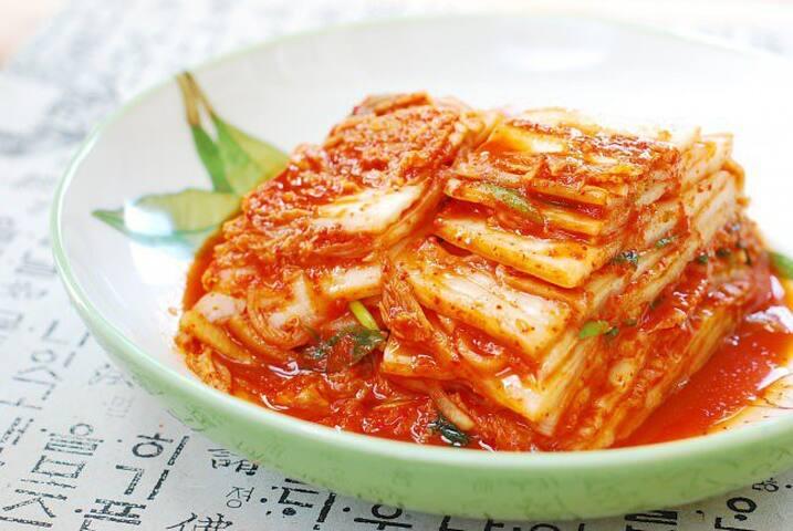 # Korean Kimchi