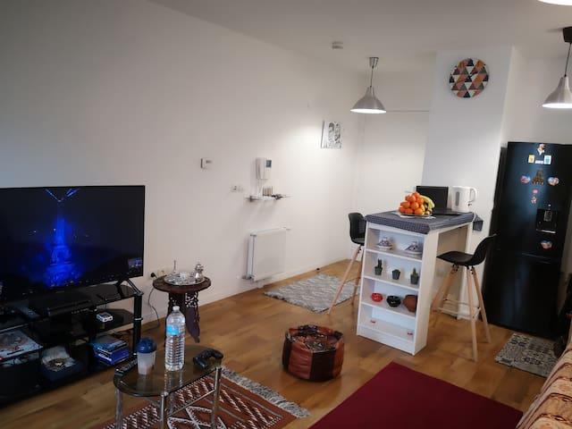 Studio de 32 m², Paris (Île-de-France)