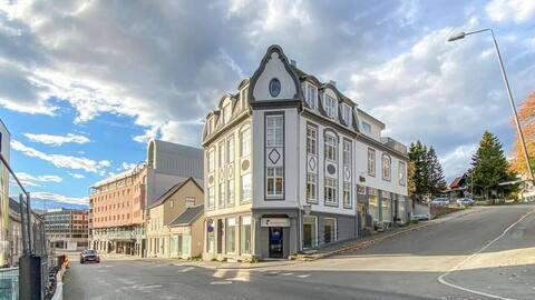 Penthouse leilighet i Harstad Sentrum