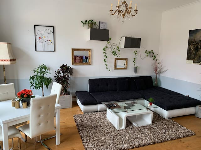 Modern flat in heart of Hamburg-Harburg