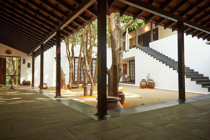 Kapadia Bunglow - Alibag - Vila