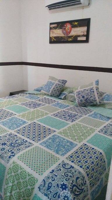 dormitorio 1,cama king,a/a guardaropa
