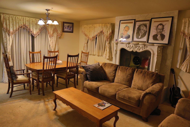 有梦想的客厅