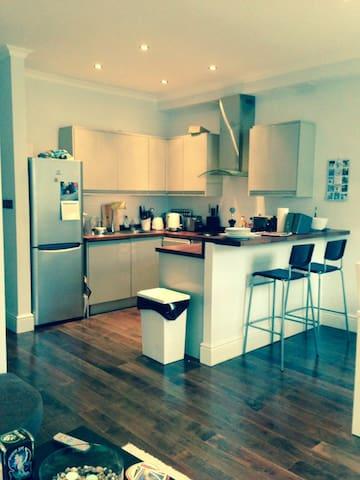 Two doublebedroom flat in Chelsea
