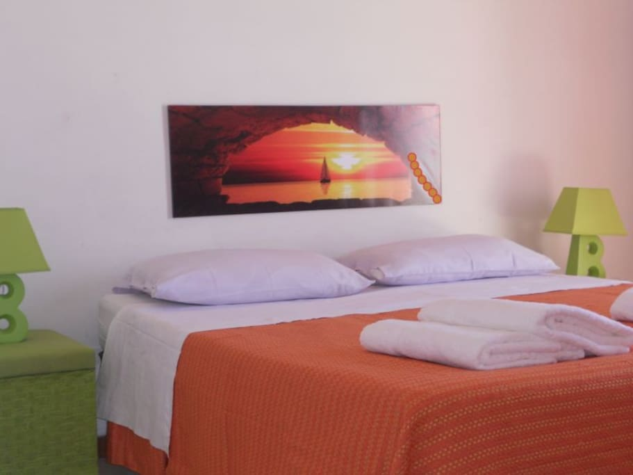 camera da letto marimoniale