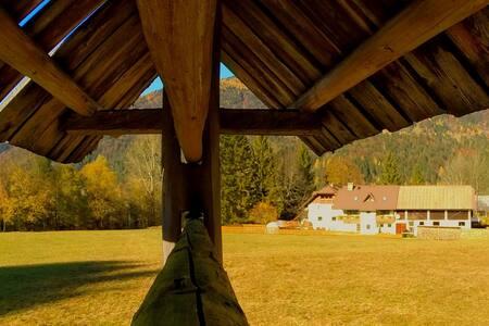 Tourist Farm Kosir - Kranjska Gora - Gæstehus