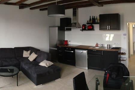Centre historique Saumur - Apt confort typique - Saumur