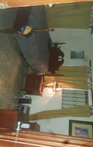 Una habitación para ir al carnaval! - Concepción de La Vega - Haus