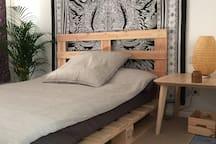 Bedroom (Bedsize 140x200)