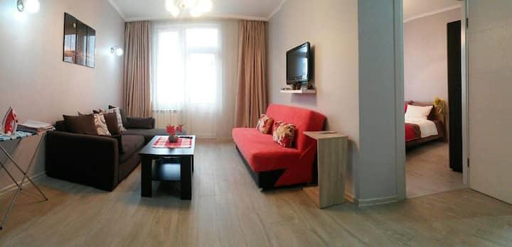 Comfortable flat in central Batumi