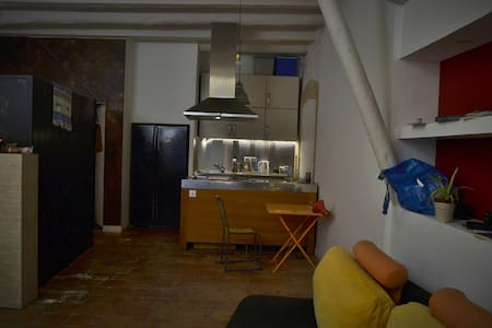 Comfortable and enjoyable loft in Vieux Port - Marseille